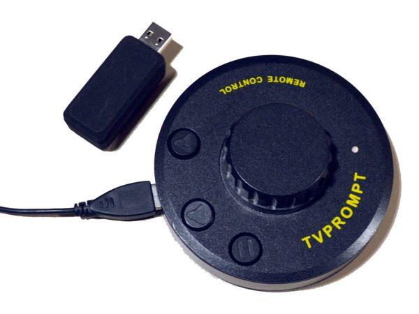 USB HANDHELD REMOTE CONTROL + WIRELESS