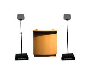 TELEPROMPTER TVPROMPT Confer Double