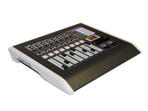 ULTRACOMPACT DIGITAL AUDIO CONSOLE AEQ CAPITOL