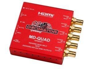 MULTIVIEWER DECIMATOR MD-QUAD v3