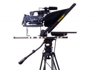TELEPROMPTER STUDIO TVPROMPT 22 WITH MIRROR