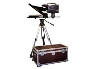 CARRYING CASE FOR STUDIO TELEPROMPTER