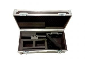 LIGHTWEIGHT CARRYING CASE FOR IPAD TELEPROMPTER TVPROMPT