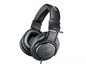 HEADPHONES AUDIO-TECHNICA M20X