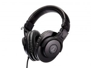 HEADPHONES AUDIO-TECHNICA M30X