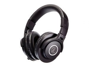 HEADPHONES AUDIO-TECHNICA M40X
