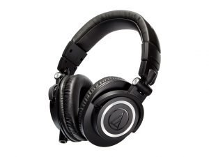 HEADPHONES AUDIO-TECHNICA M50X