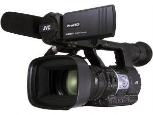 CAMERA JVC GY HM 620