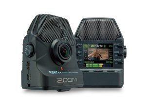 PORTABLE AUDIO/VIDEO RECORDER ZOOM Q2N