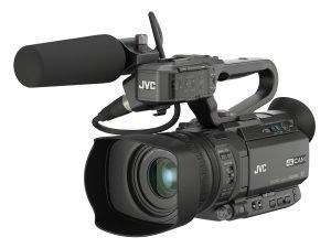 camera JVC-GY-HM180E