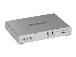 VIDEO STREAMING MATROX MONARCH HDX