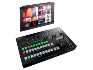 MIXER DE VÍDEO ROLAND V-800HD MKII