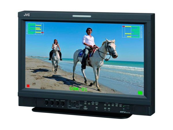 MONITOR DE ESTUDIO JVC DT SERIES