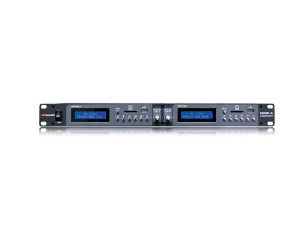 Reproductor de audio MARK MMP4