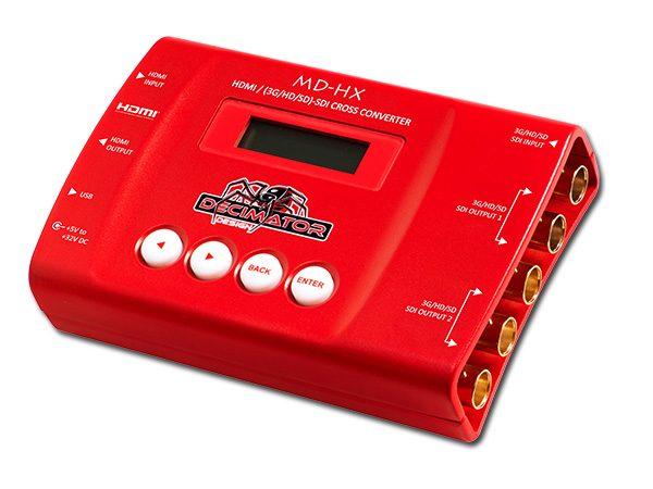 Conversor-DECIMATOR-MD-HX-HDMI-SDI