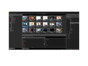 Gestión de contenidos de vídeo
