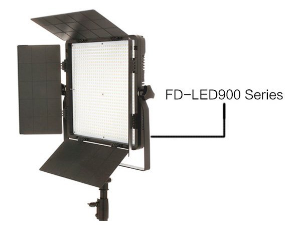 Panel de Led FARSEEING FS-LED256TG