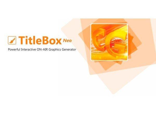 TITULADORA DE VÍDEO PLAYBOX TITLEBOX NEO