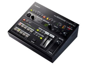 MIXER DE VÍDEO ROLAND V-40HD