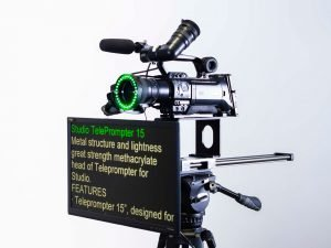 TELEPROMPTER TVPROMPT Croma Key