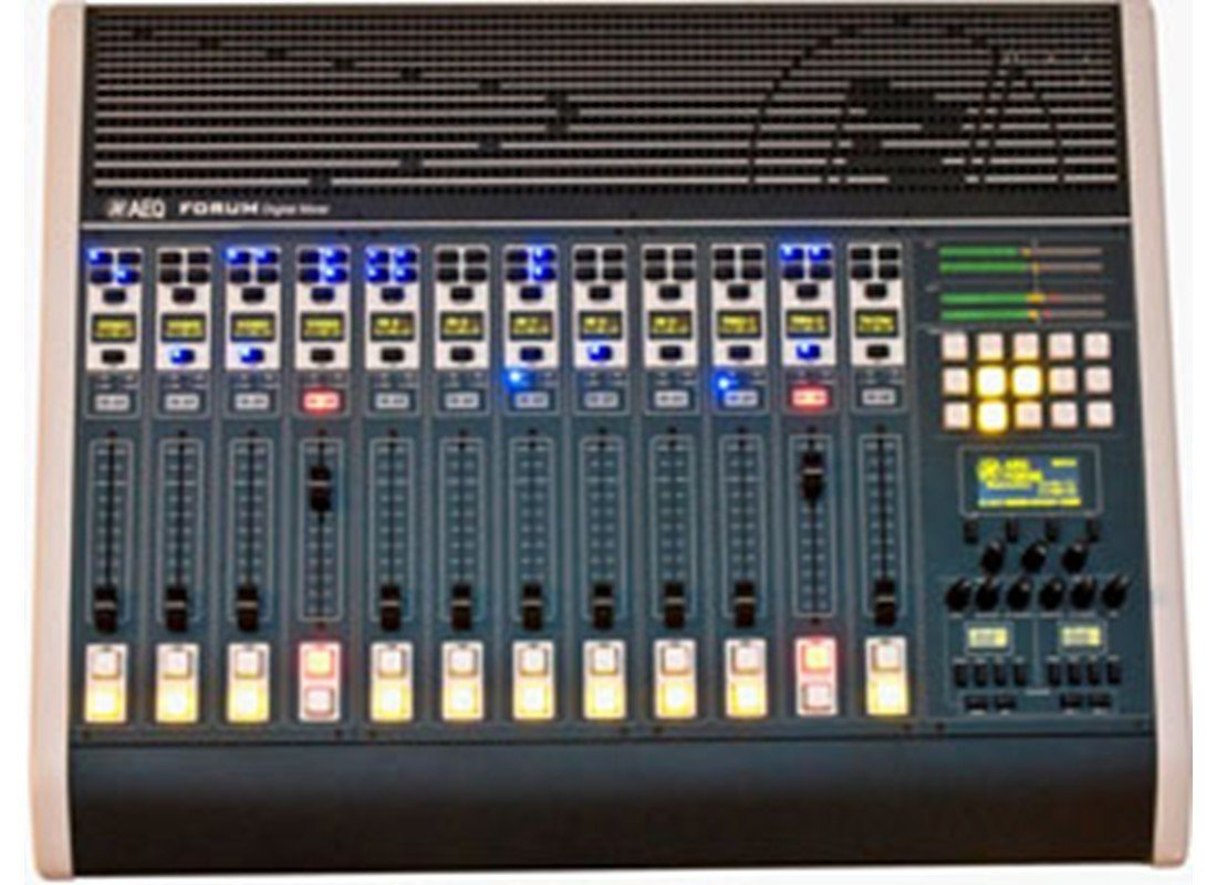 Dj Equipment Mesa De Mezclas Aeq Forum Dj Mixers