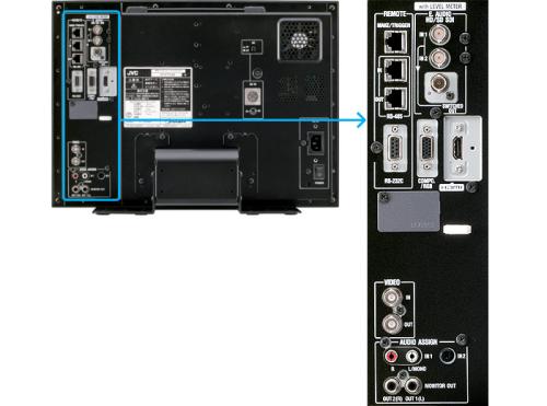 JVC MONITOR ESTUDIO DT-E17L4G