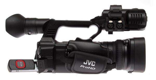 CAMARA JVC  GY-HM650