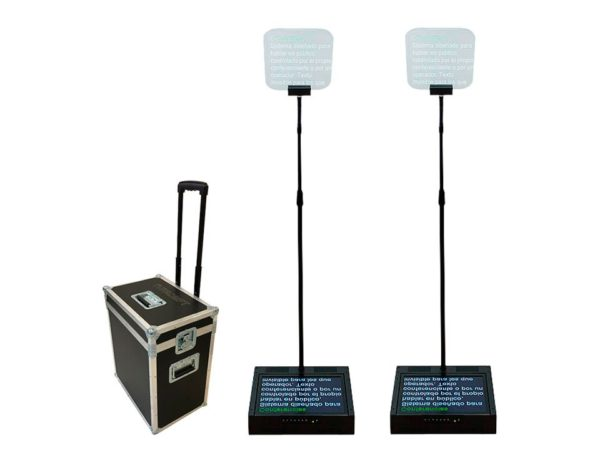 TELEPROMPTER TVPROMPT Confer In box