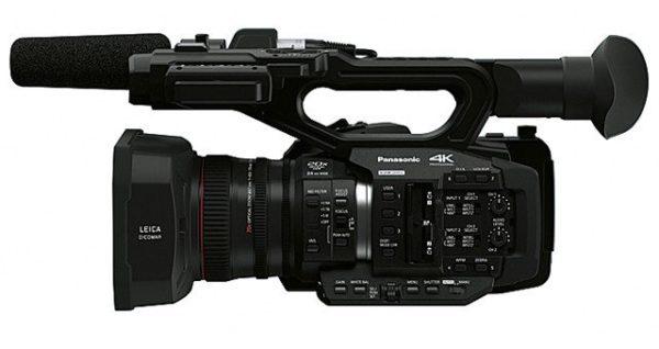 PANASONIC Camcorder de Mano 4K, UHD y HD