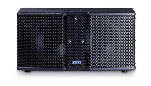 """FBT Active Bass reflex subwoofer-2x8""""-600Wrms"""