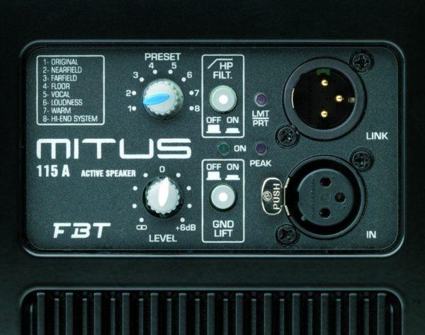 FBT MITUS-115A