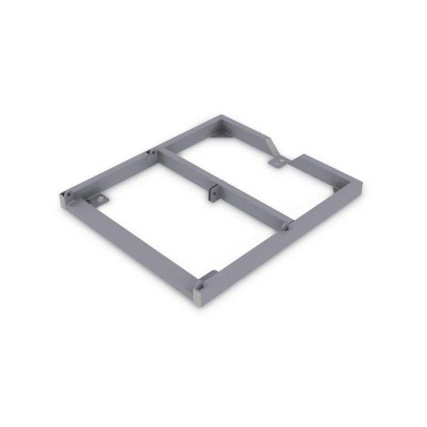 Base de metal para el suelo 206 MITUS 118/121