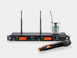 WIRELESS MICROPHONE SYSTEM JTS UF-20