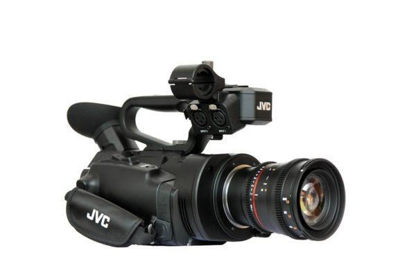 CÁMARA 4K JVC GY-LS300ECH