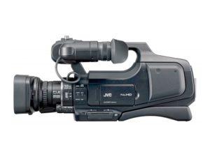 CAMARA-JVC-GY-HM70E