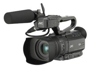 CAMARA JVC-GY-HM250E