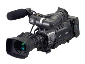 Cámaras broadcast
