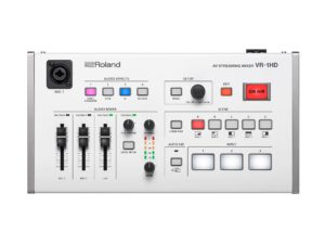 Mezclador streaming Roland VR-1HD
