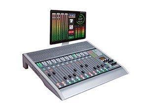 Mezcladores de audio